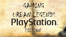 PlayStation Urban Legends