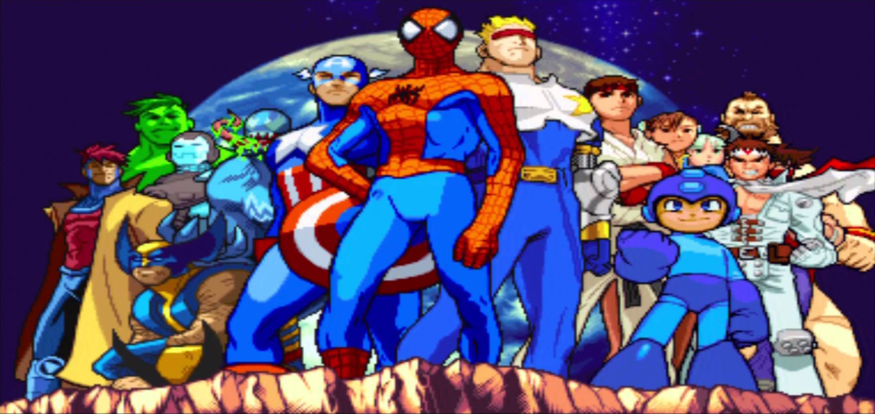 Marvel vs. Capcom