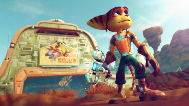 Ratchet and Clank - PS4