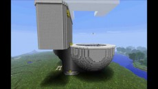 Minecraft's big ol' Toilet