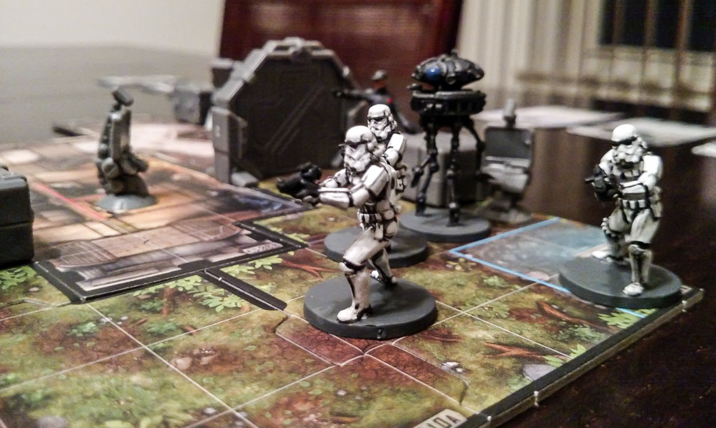 Imperial Assault - Roleplaying Board Games