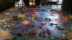 Strategy Board Games - Twilight Imperium