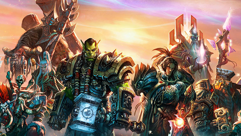 Blizzard is thinking about Warcraft 4