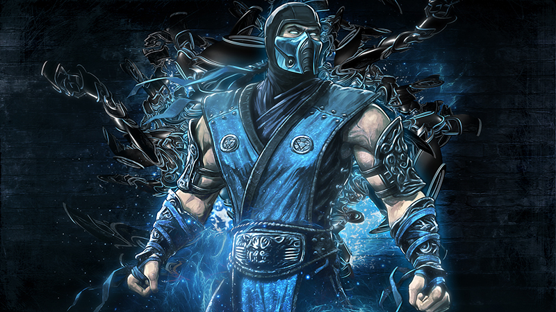 5 most ruthless killers in gaming - Sub-zero