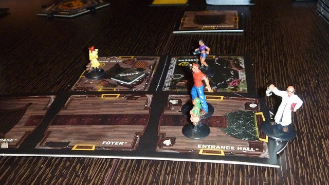 Board Games for Halloween - Betrayal at House on the Hill