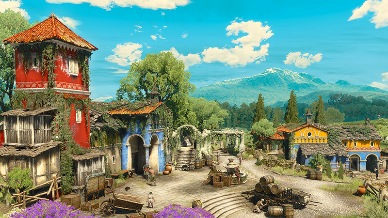 The Witcher 3 - Blood and Wine - Screenshots - Feature Image