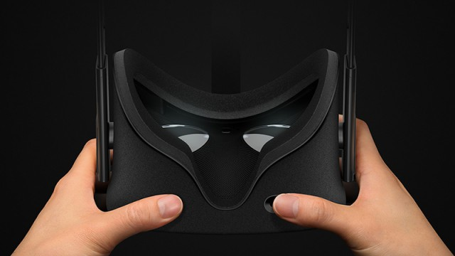 More than we expected - the Oculus Rift is priced