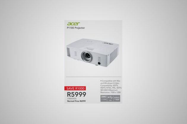 Acer-projector