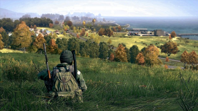 DayZ's new DirectX 11 renderer, and nothing has changed