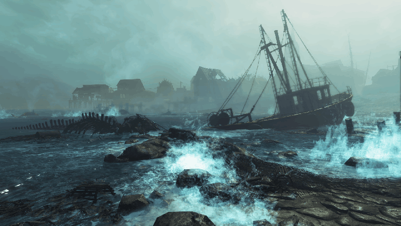 Fallout 4 - DLC Far Harbor