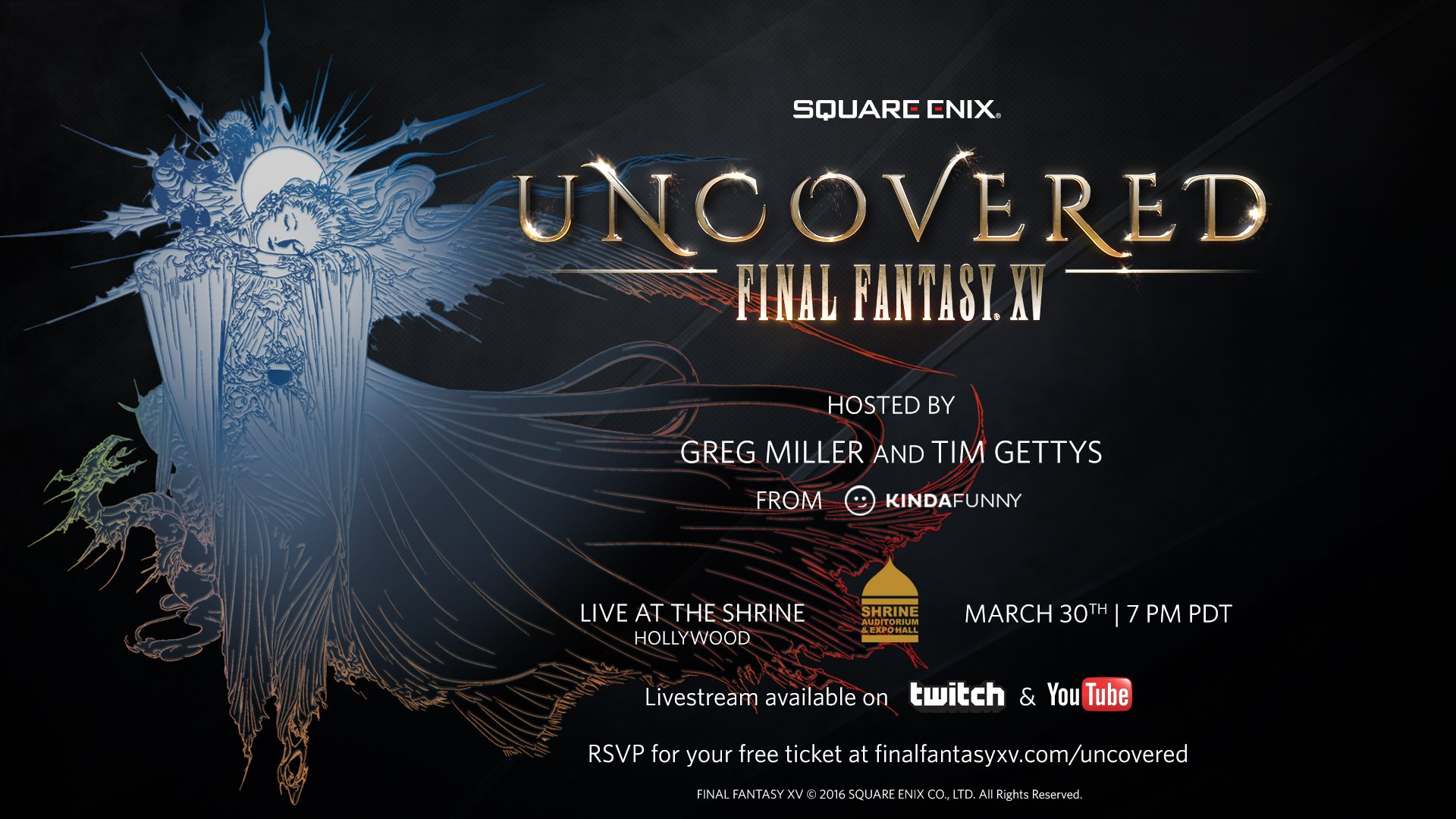 Final Fantasy XV Uncovered - ATR & Relese Date