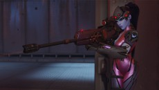 Overwatch Widowmaker animated short