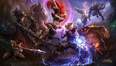 League of Legends competitive games
