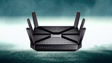 TP-LINK AC3200 Wireless Tri-Band Gigabit Router header