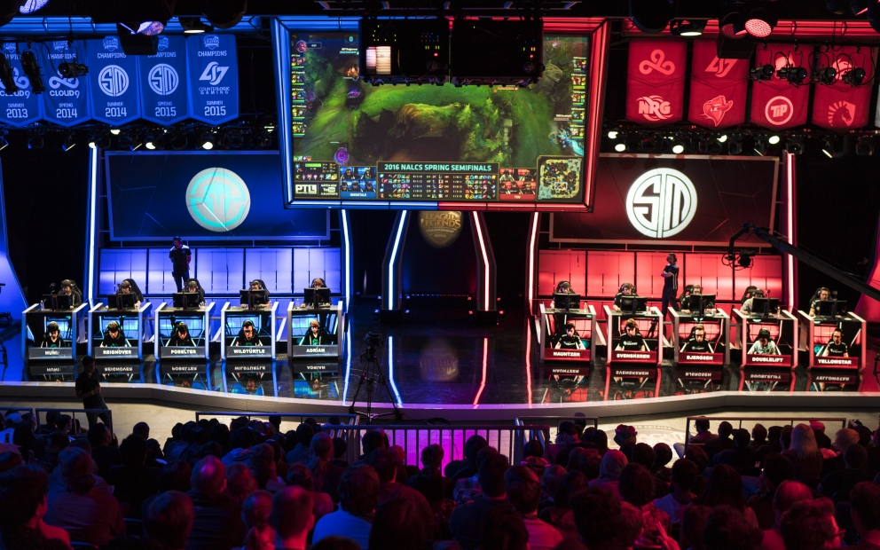 The Secret World Of Esports Stages
