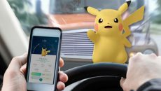 Pokemon GO drive