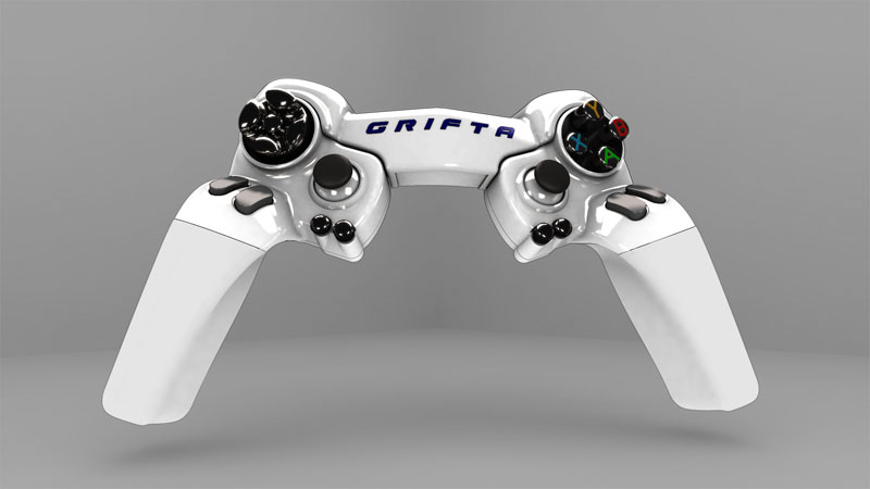This insane high-end gamepad will change the way you play