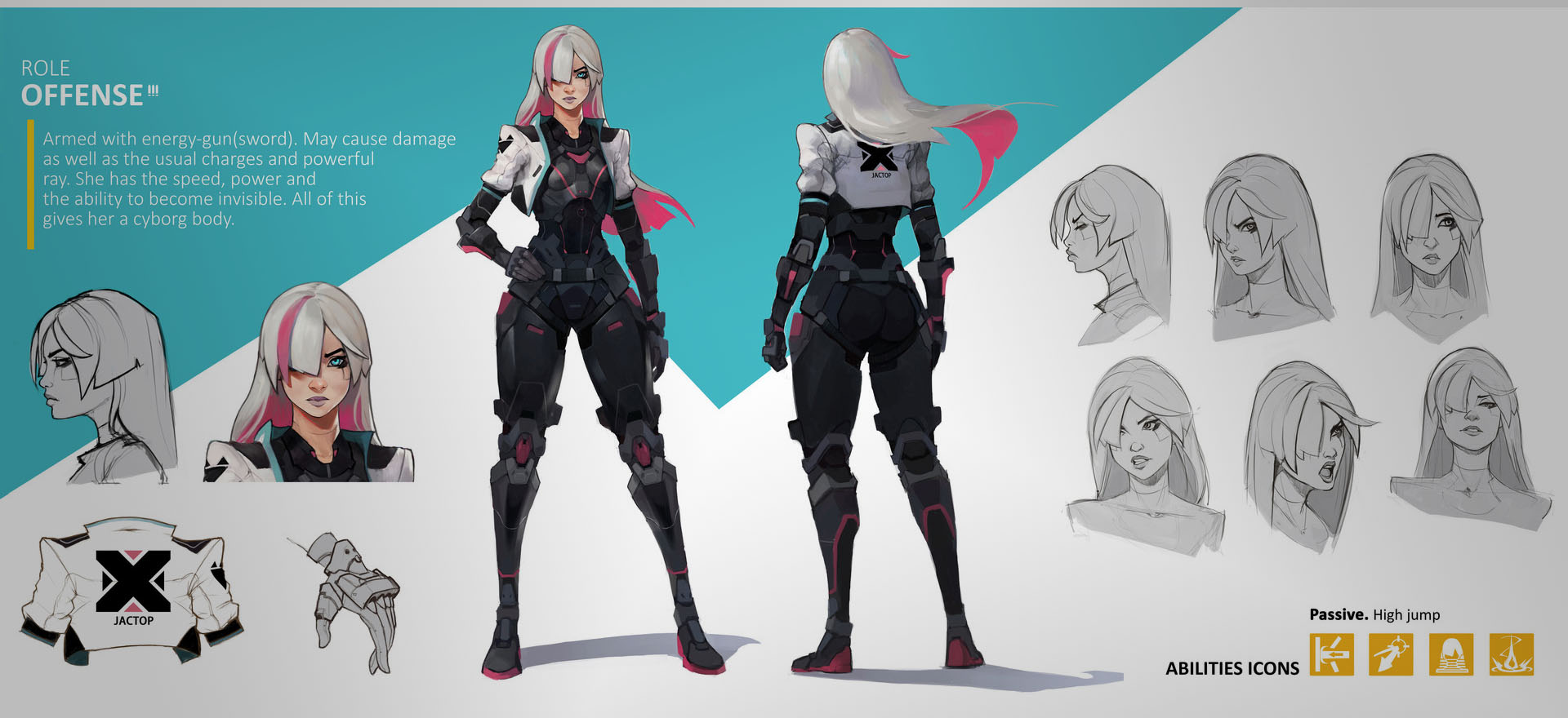 7 badass fan made overwatch heroes that deserve to be in the game
