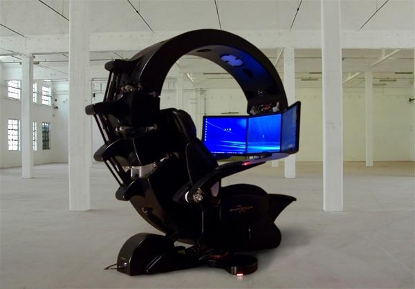 5 Absolutely Crazy Gaming Chairs