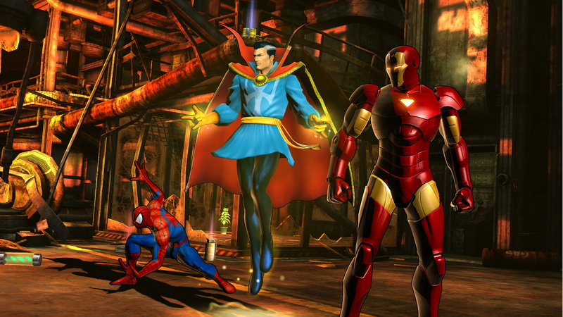 Marvel vs. Capcom 4 Said To Be In Development