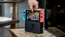 Nintendo Switch console 4