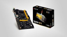 Biostar crypto motherboard AM4