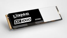 Kingston KC1000 NVMe SSD800x450