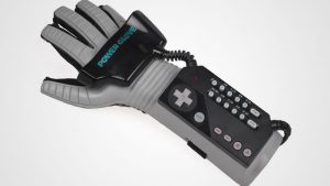 Nintendo Power Glove Header