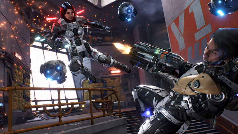Lawbreakers 'Are You Skilled AF?' trailer is nuts