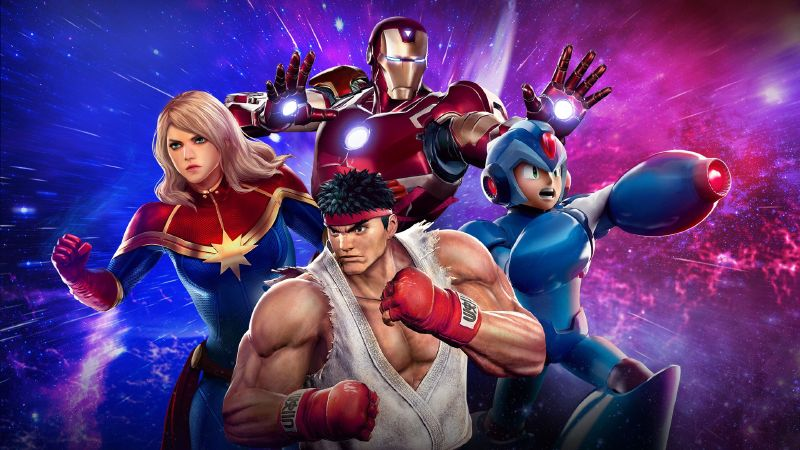 Marvel Vs. Capcom: Infinite's DLC Characters Announced