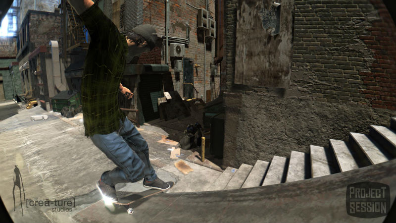 Session could be the Skate sequel we never got