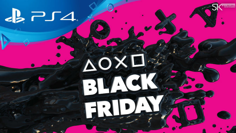 Black Friday Playstation deals revealed