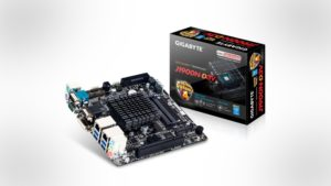 Gigabyte Intel CPU on-board