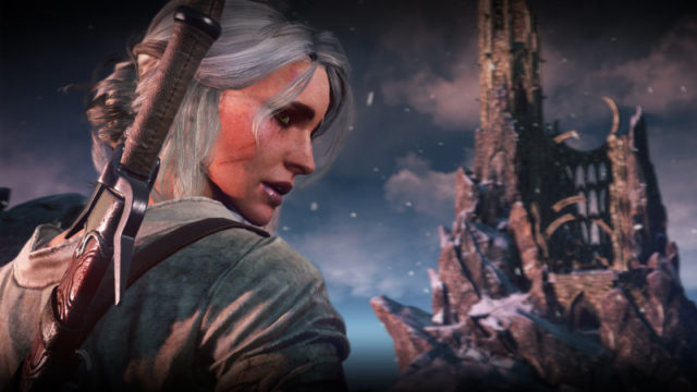 Ciri The Witcher 3
